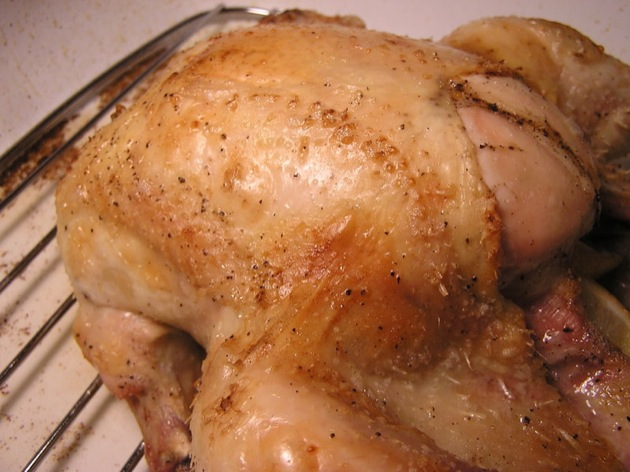 slow roasted chicken 1