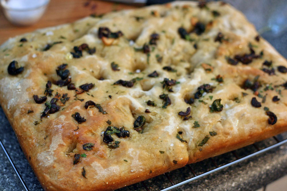 Focaccia, the Easiest Homemade Bread | The Paupered Chef