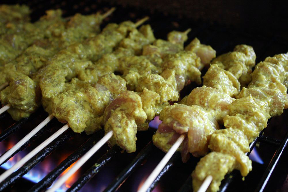 chicken satay 10