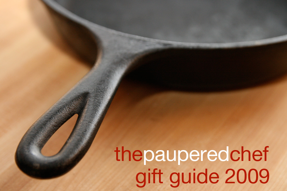 paupered chef gift guide