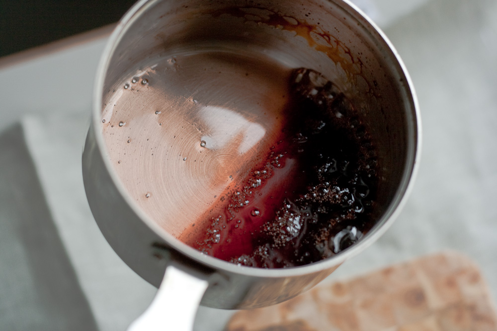 a gastrique primer, or how to improve your next tomato sauce | the