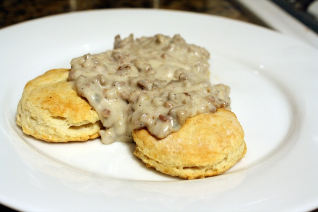 biscuits and gravy 12