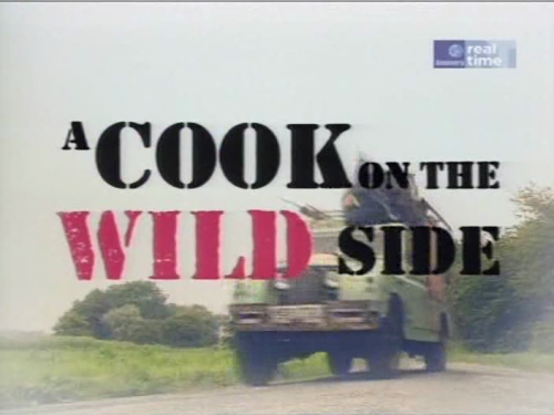 Cook on the wild side