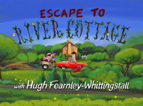 Escape to River Cottage
