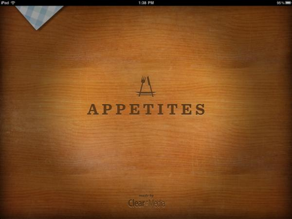 Appetites for iPad logo